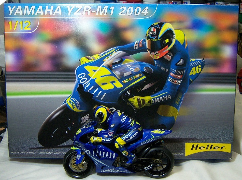 2004 Yamaha YZR M1 15