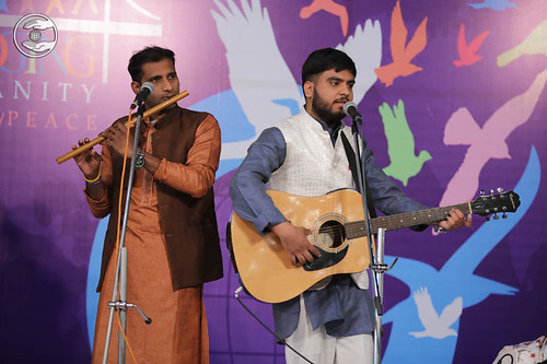 Devotional song by by Jatin Waswani from Bairagarh