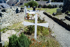 BACK IN JANUARY 2009 I VISITED THE OLD GRAVEYARD IN HOWTH [I HAD TO LEAVE BECAUSE I WAS ATTACKED BY GULLS]-135885