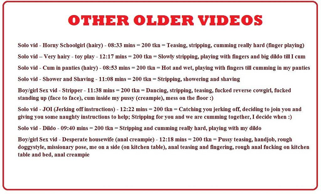 other older videos