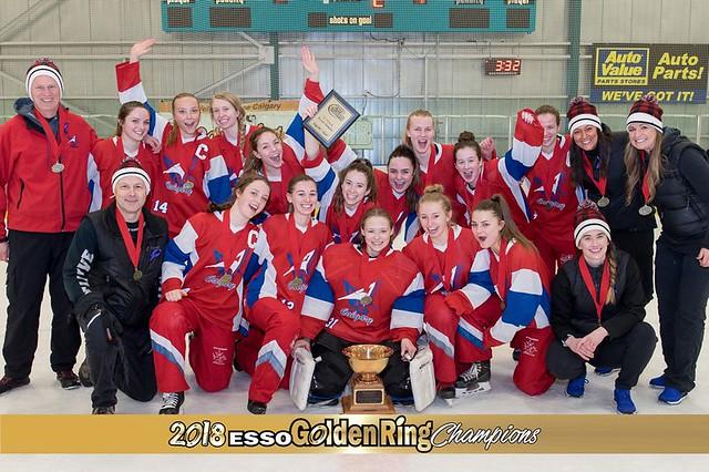 2018 EGRT Gold U19AA Calgary Strive-