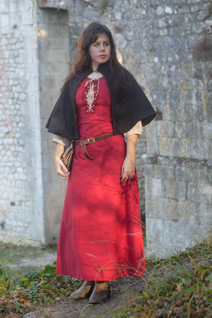related image - Shooting Médiéval - Orena Costume - Val des Nymphes -2017-12-23- P1100705
