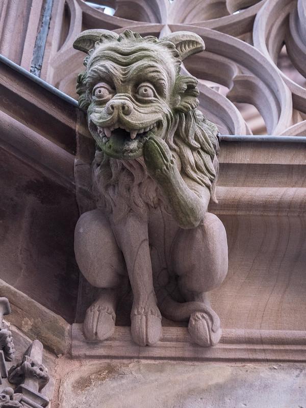 Les gargouilles de Notre Dame... 39903981441_1b915937ab_c