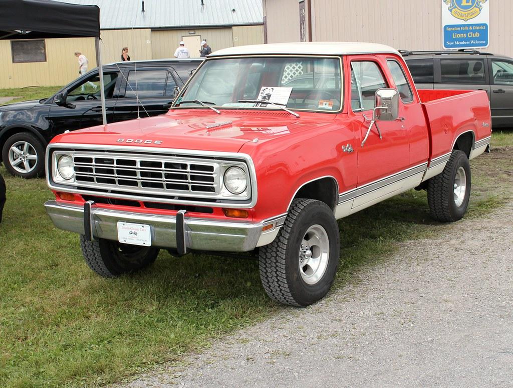 Busch 44003 Dodge Power Wagon embalaje original mw3652