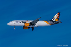 [CDG] VLM-Airlines Airbus A320-200 _ OO-TCX
