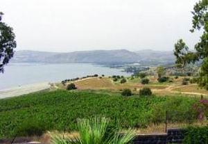 genezáreti tó