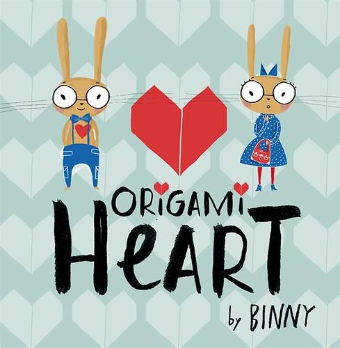 Binny, Origami Heart