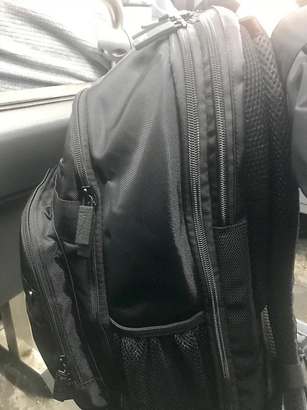 My Knapsack On My Back