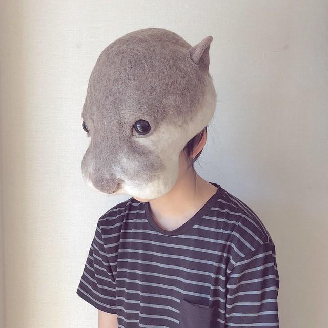 かわうそマン(Otter-man)