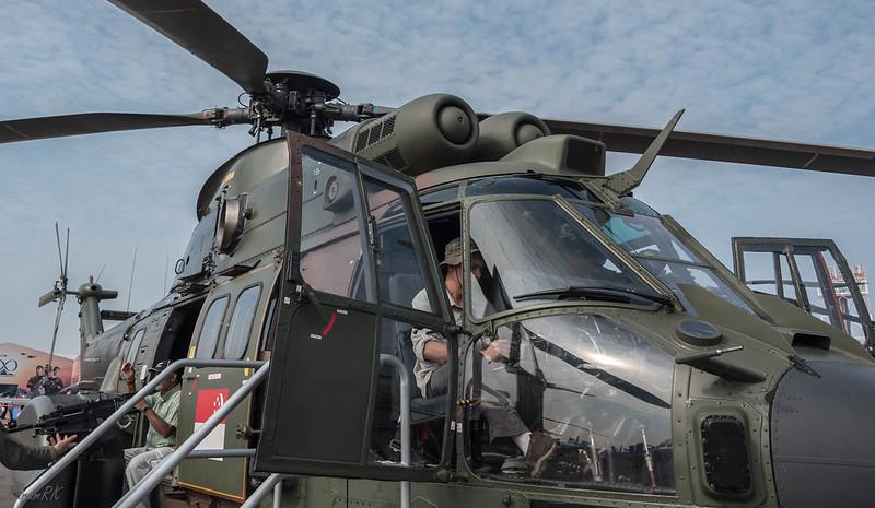 RSAF AS332 Super Puma