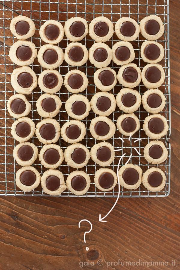 bottocini cioccolato e nocciola