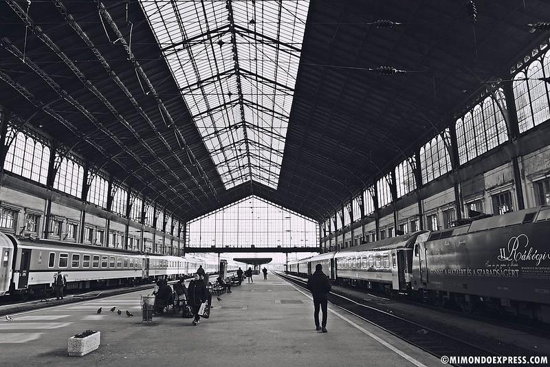 Estación de tren Nyugati