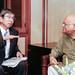 President Nakao visits Bangladesh