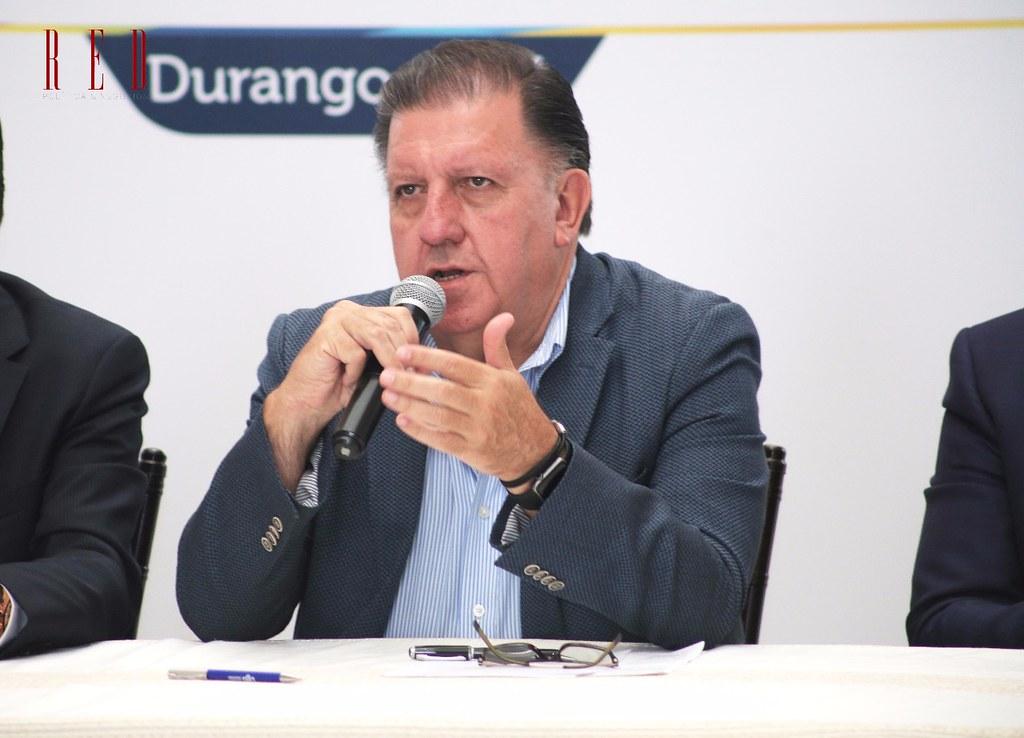 PÁG. 5 (2). Ramón Dávila Flores, en octubre de 2016 dejó de ser director de la empresa minera canadiense...