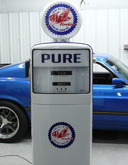 PURE Oil Gas Pump