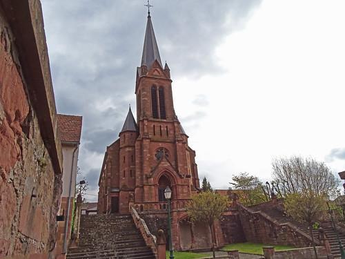 L'église Saint Jaques le majeur