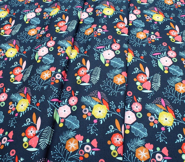 Dashwood Studio Flock FLOK 1305 Floral
