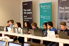 #CodingSummerSchool: Aerospace visionaries of tomorrow take off in Brussels
