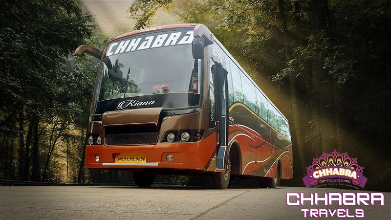 Chhabra Travels(Indore)-Responsive PopUp  Banner
