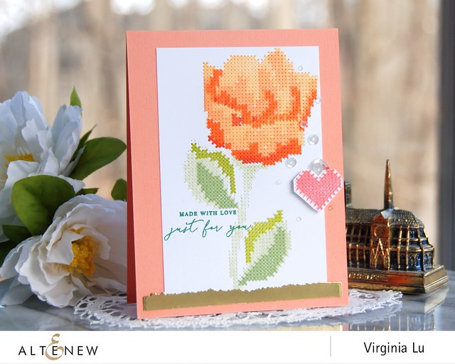 Altenew-SewnWithLovestampdie_Virginia#1