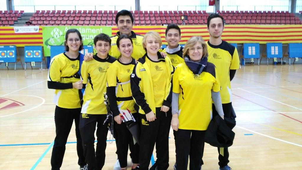 51è Campionat de Catalunya de Sala - 27 i 28/01/2018 - clubarcmontjuic - Flickr