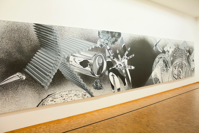 James Rosenquist at Museum Ludwig