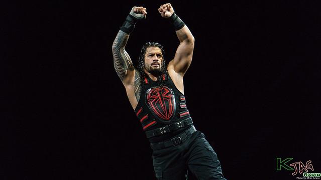 WWE Houseshow in Portland