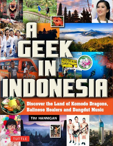 A Geek in Indonesia: Discover the Land of Komodo Dragons, Balinese Healers, and Dangdut Music