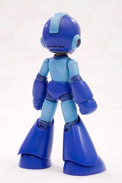 壽屋 《洛克人》洛克人組裝模型「重新包裝版本」!ロックマン リパッケージ版