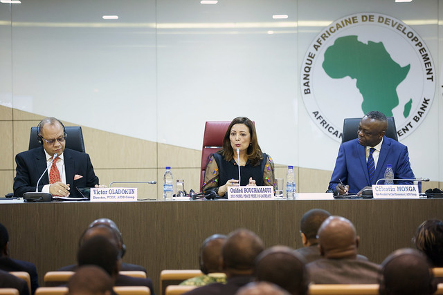 Eminent Speakers' Seminar on African Cooperation: Dream or Reality?
