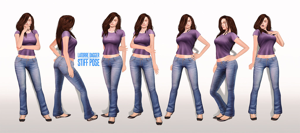 SP – Additional Pose Set 1 (BENTO)