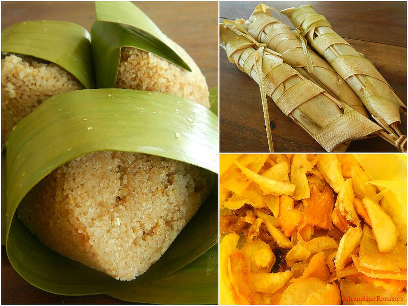 Samboan delicacies