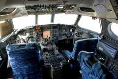 DH121 Trident 2 cockpit