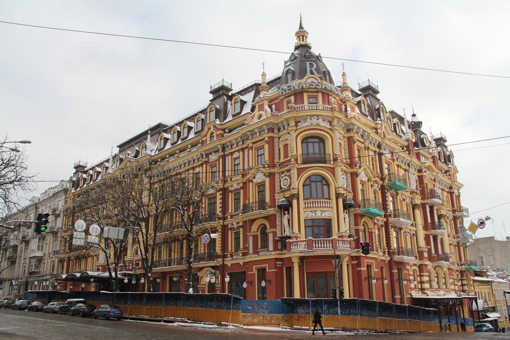 Литературная прогулка по Киеву - Золотой телёнок и любимая улица Булгакова