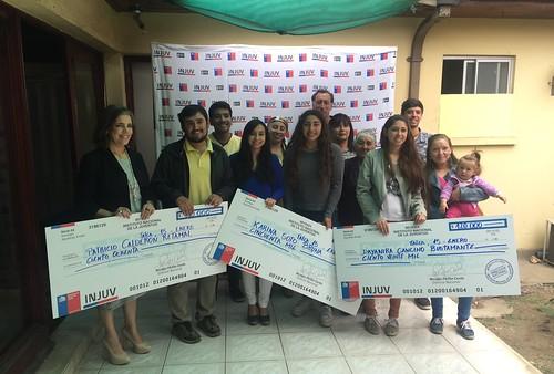 Jóvenes maulinos mostraron su talento en concurso de microrrelatos organizado por INJUV