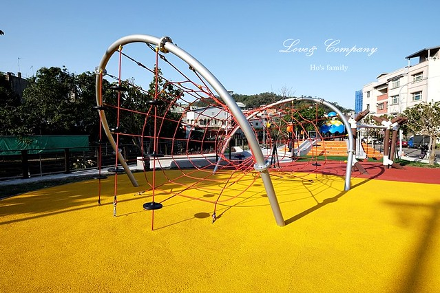 竹東鎮首座兒童公園中正公園12
