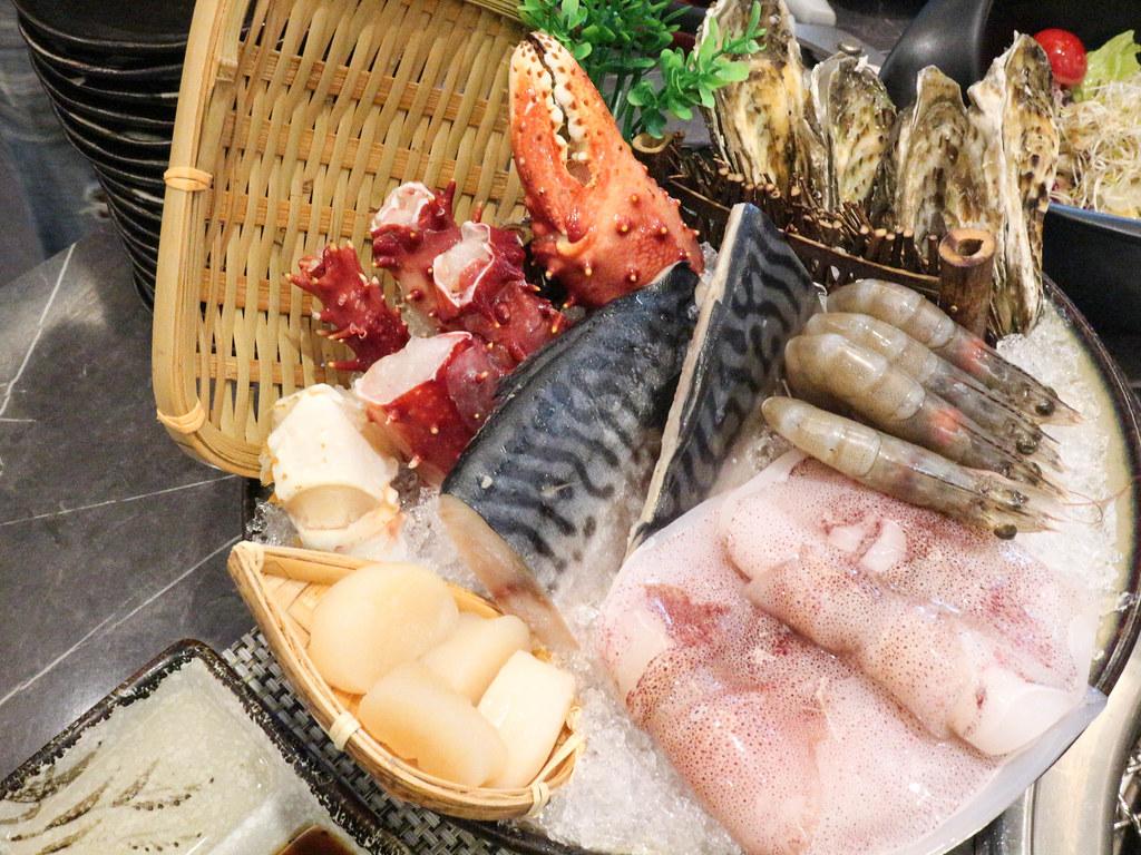 原月日式頂級帝王蟹燒烤吃到飽 (25)