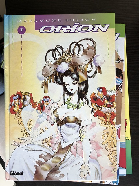 Orion - Tome 1 (Senjutsu Chōkōkaku Orion)