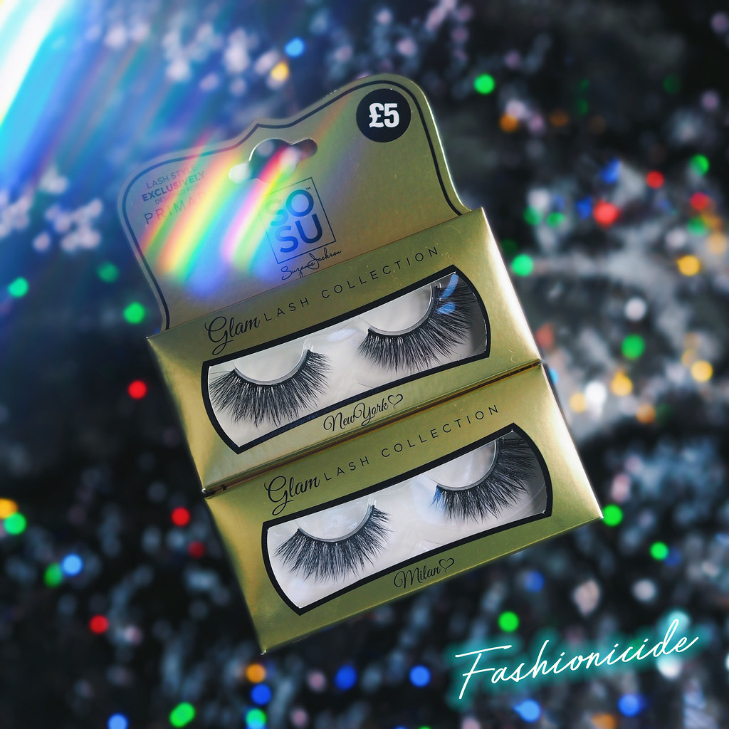 Primark Penneys SOSU Lashes New York Milan Huda Beauty Dupe Review 2