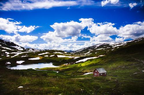 Hardangerfjord, Norwegen