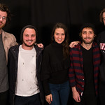 Wed, 17/01/2018 - 11:53am - Mt. Joy Live in Studio A, 1.17.18 Photographer: Brian Gallagher