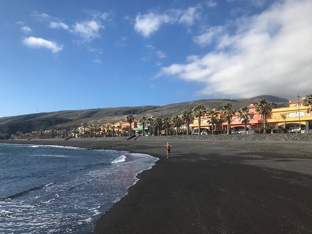 Tenerife. January 2018