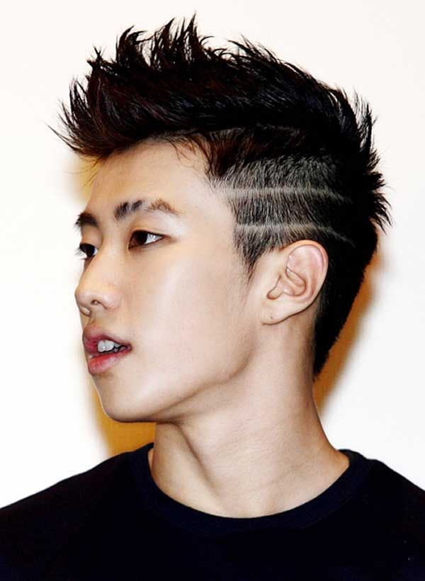 Asian Male Hairstyles