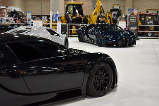 Double Bugattis