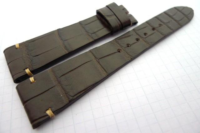 20/16 115/75mm Godiva Brown w Aged Ivory