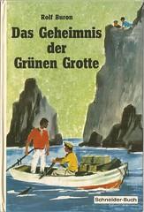 Rolf Burom: Das Geheimnis der Grünen Grotte
