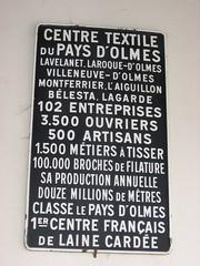 Lavelanet-Musée du textile (3) - Photo of Aigues-Vives