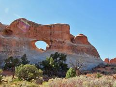 MOAB, USA (UT) - Arches/ МОАБ, США (шт. Юта) - Арки