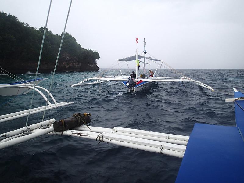 Boat & Rain_Лодка и дождь