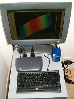 Near original SGI Setup ;-)